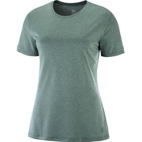 Salomon Comet Classic - Camiseta manga corta Mujer - verde